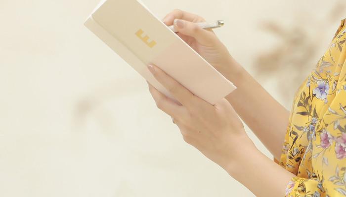 手帳と悦子さん